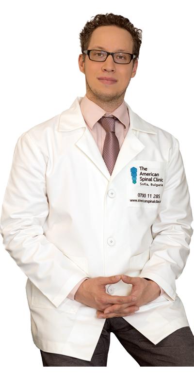 Dr. Amaury Giboudeau, D.C.